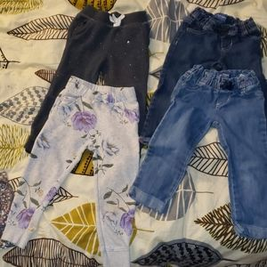 A set lot of girls 3T clothing mixed old navy, gap